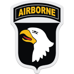 101st Airborne Patch