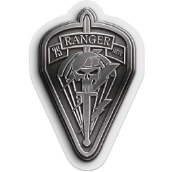 75th Ranger Decal