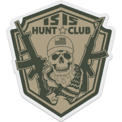 Isis Hunt Club Decal