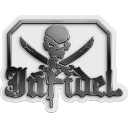 Infidel Decal