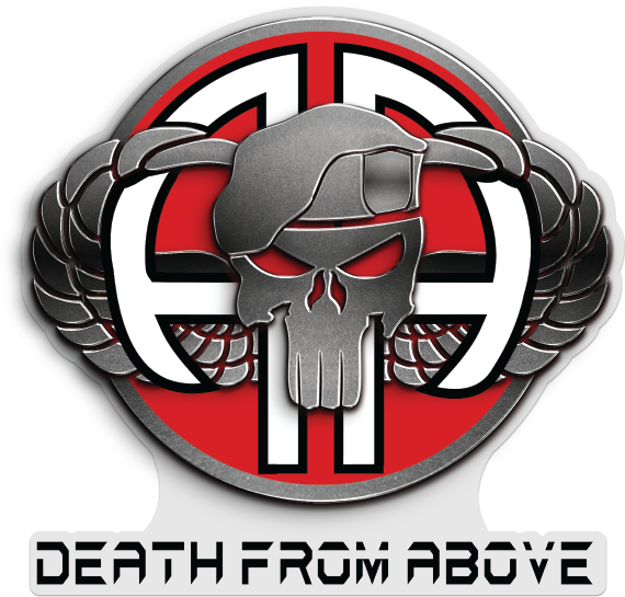 82nd airborne punisher dfa