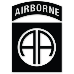 82nd-airborne-logo-black