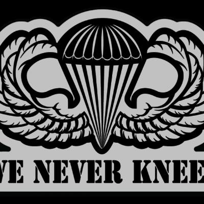 We Never Kneel